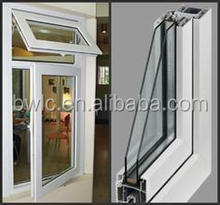 Windows and doors construction profile aluminum extrusion window profile