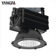 High power 1000w equivalent outdoor ip66 cob 500w led flood light