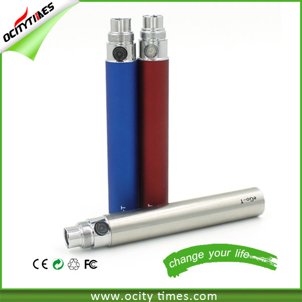 Factory stocking vaporizer pen ego t battery good quality cheap ego battery