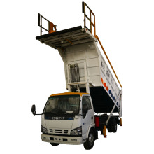 aviation aircraft airport plane garbage vehicle