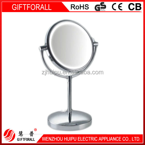 6 Inches Size Shower Mirror Table