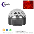 alibaba hot selling high quality factory price Ingleby lightign led magic crystal ball lights with remoters