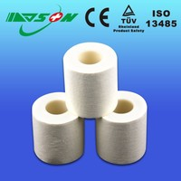 Medical disposable bandage wound dressing non woven paper tape