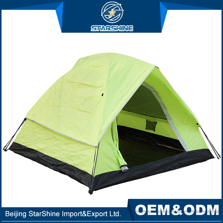 Latest design great double layer keep warm waterproof pop up outdoor winter fishing tent