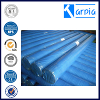 uv treated waterproof plastic sheet in roll pe tarpaulin roll