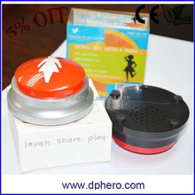 OEM/ODM push button sound recording button Custom Programmable sound button for gifts