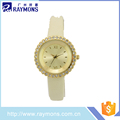 hot sale & high quality fashion lady pu leather watches wholesale online