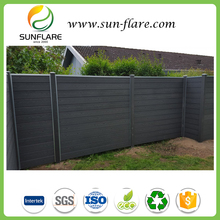 China factory price wpc composite fence for garden