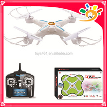 2.4g rc drone helicopter X7 4ch 4axis rc quacopter