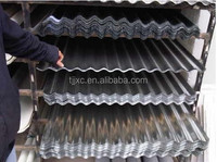 hot sale Galvanized corrugated steel roofing/GI corrugated steel sheet