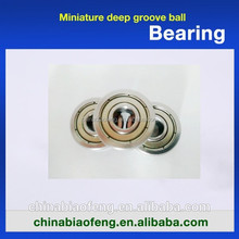 Mini Chopper Motorcycle Bearings Cheap Deep Groove Ball Bearing