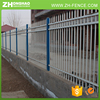 High Quality PVC Coated Antique Cheap Wrought Iron Fence Panels For Sale
