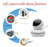 FDL Wireless Camera System with RFID Sensors for Indoor Security