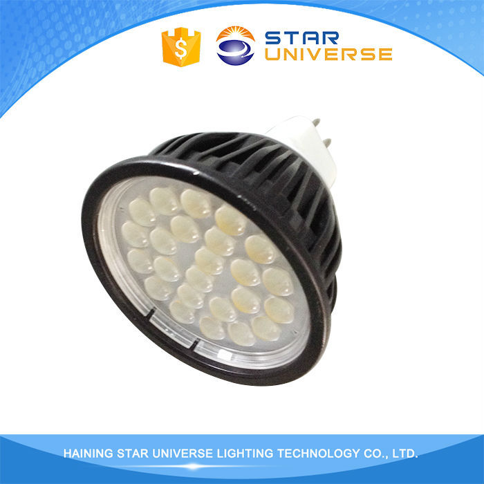 Factory directly provide low price dmx rgb mr16 led spotlight