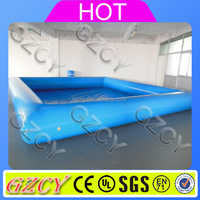 Family Design Inflatable Swimming Pool For Backyard Sales