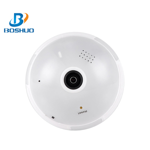 1080P Wireless IP Camera Light Bulb Fisheye Smart Home CCTV 360 Degree VR Camera 2MP Home Security WiFi Camera Panoramic
