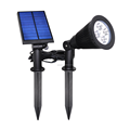 new design high grade solar led security light /emergency light for indoor and outdoor
