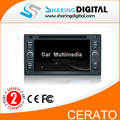CERATO stereo radio with BT