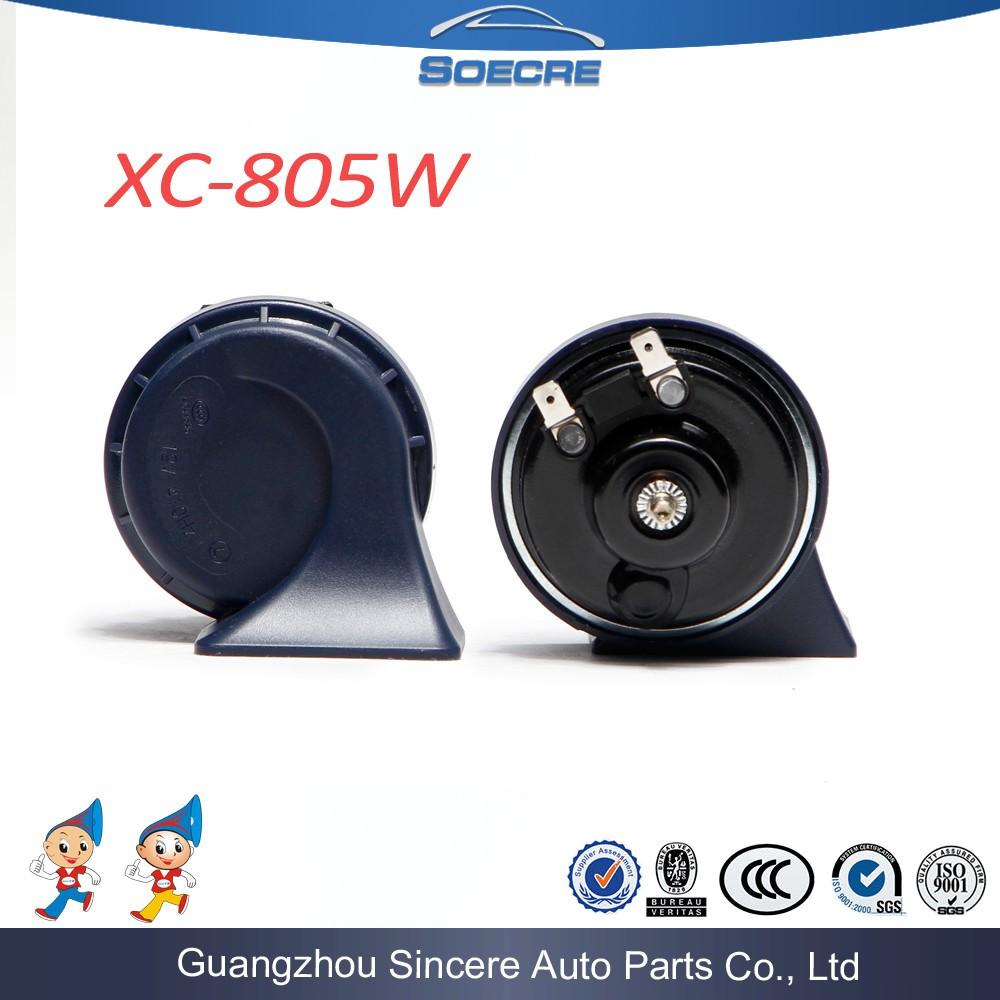Wholesale Guangzhou Auto Parts Powerful Car Horn 12v Car accessories