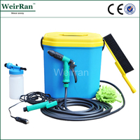 (103489) electric powered car washer pump portable water jet car washing machine