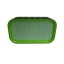 Universal hot selling Super Bass Stereo Cloth portable wireless bluetooth speaker