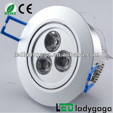 3W high power led celling light ip65 led ceiling light