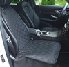 waterproof & non-slip front side pet car seat cover quilted dog car seat cover for pets for cars