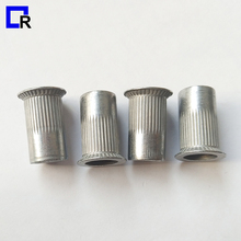 Countersunk Flat Head Knurled Blind Rivet Nuts
