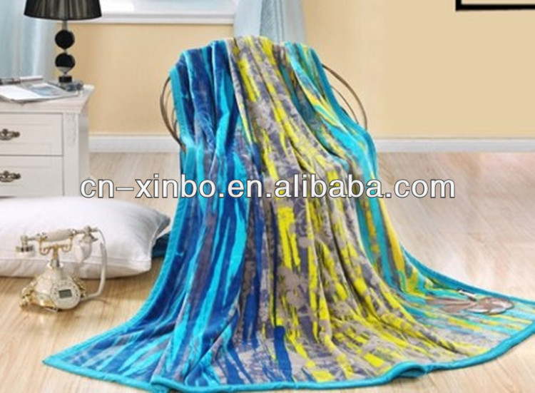 Cuddle Cute Printed Soft Super Velour Egyptian Flannel Blanket