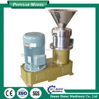 210kg automatic fruit and vegetable grinding machine peanut butter machine