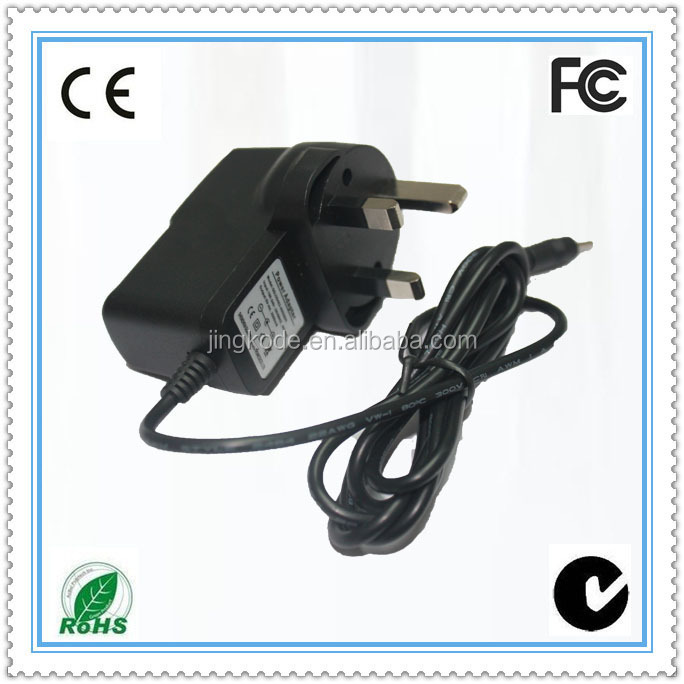 DC 12V 2A Power Supply Adapter, AC 100-240V to DC 12V Transformers, Switching Power Supply for 12V 3528/5050 LED Strip Lights