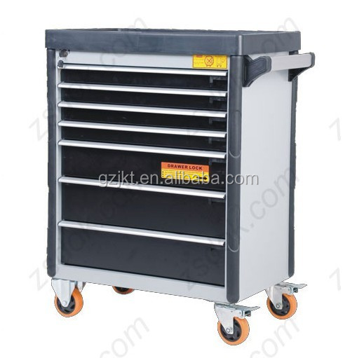 Metal Tool Cabinet Steel Work Bench With 7Drawers CE