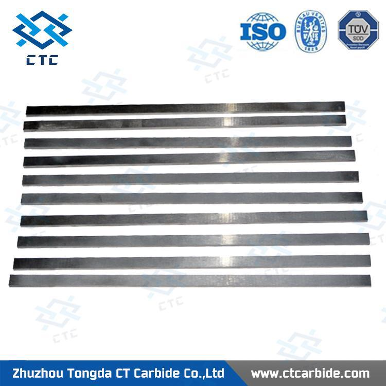 Zhuzhou plates original manufacturers cemented carbide strip for cutting tool/solid carbide strips