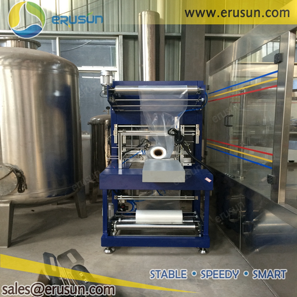 8pack/min Hot Shrink Packaging Machine