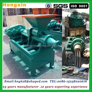 coal dust powder briquette making machine