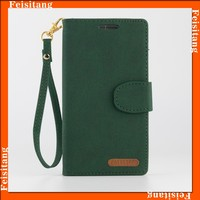 Smart phone flip case for Samsung Galaxy i9152 PU leather mobile phone case