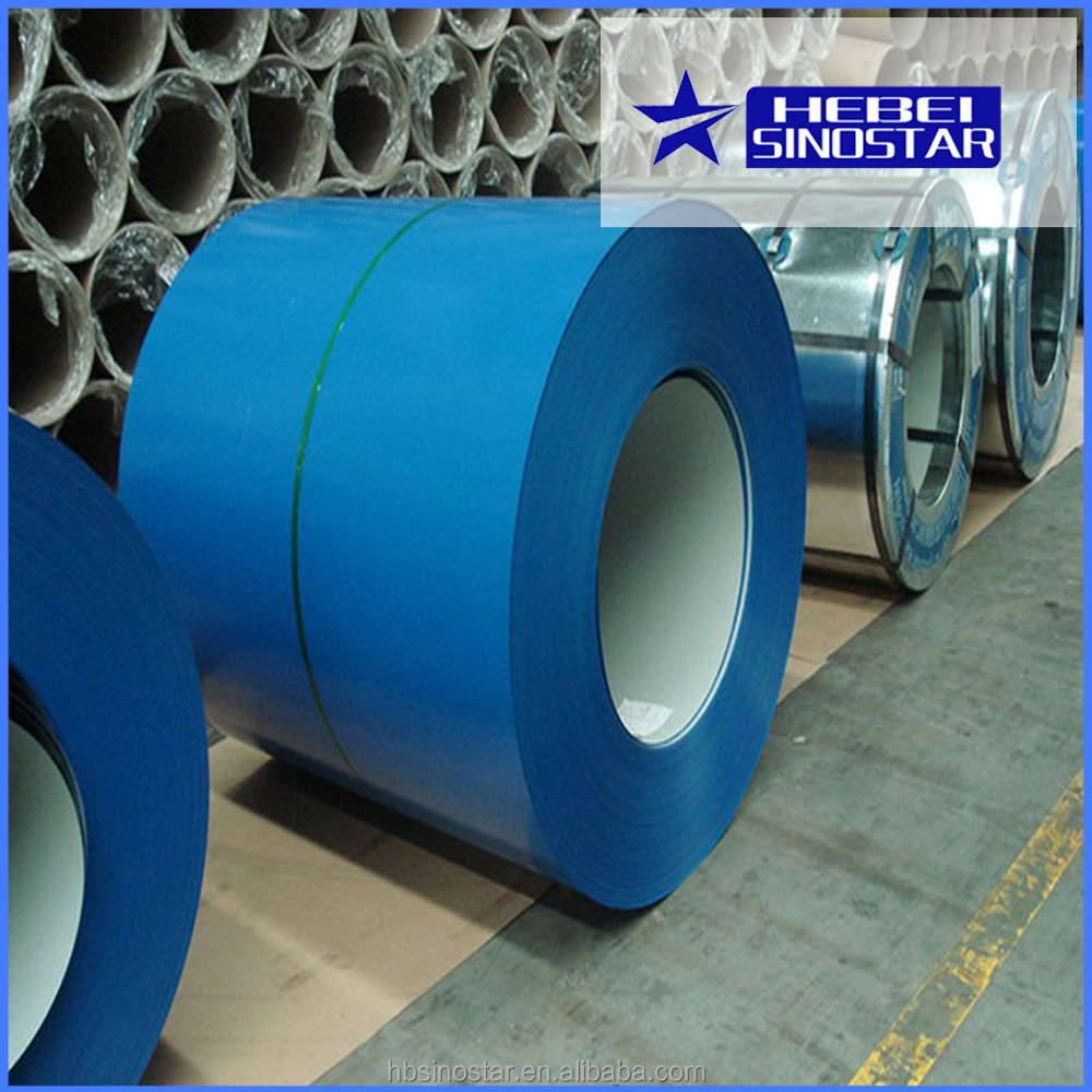 Excellent quality new products color coated steel prime prepainted galvanized steel coil/ppgi/ppgl prepainted alu zinc coil
