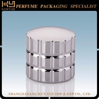 Wholesale high quality hot sell fine aluminum 20/410 perfume cap