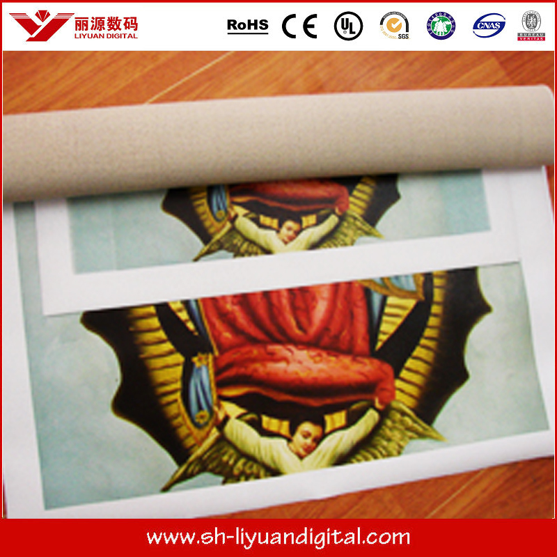 CHEAP 100% cotton canvas painting, printing materials
