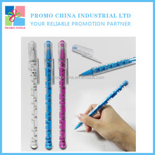 Hot Creative Custom Logo Printed Plastic Maze Ball Pen For Business Gifts