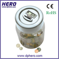 Fashion electronic mini money safe box