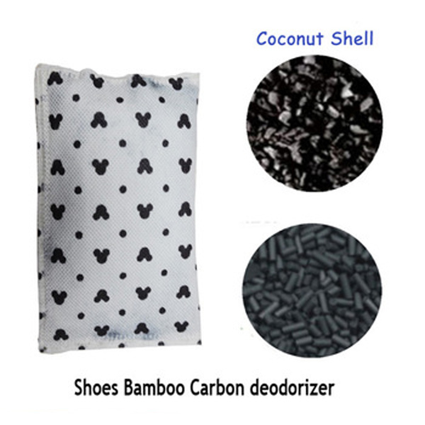 Wholesale 50-1000G Natural Odor Absorber Bamboo Charcoal Deodorizer