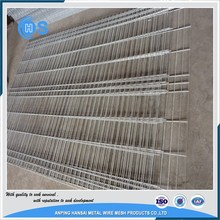 hot sale 10 gauge trench welded wire mesh panel for concrete
