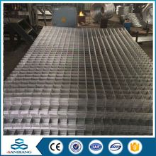 Chinese Suppliers 2x2 Galvanized Steel Welded Wire Mesh Panels For Fence