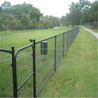 Chain Link Fences/Baseball backstop, field fence and batting cage
