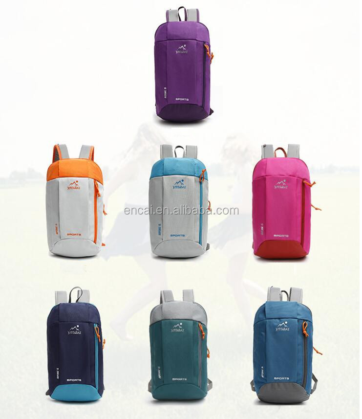 Encai Fashion Style Student Oxford Backpack Teenage Girls Leisure Knapsack