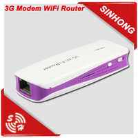 Wireless 3G Smart Router For USB Data Card