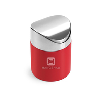 desktop mini trash can