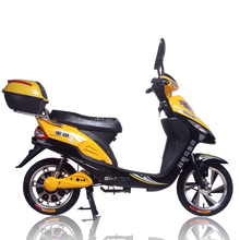 two pedal electric scooter motorcycle CE approved