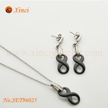Charming beauty equipment silver jewelry from italy